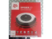 Dirt Devil Spider 2.0 (Latest) Robot Vacuum Cleaner