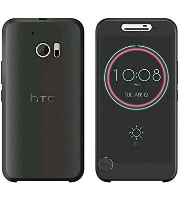 HTC Cover Case Hülle Ice View Schutzhülle für HTC 10 NEU 100% ORIGINAL TOP Case Cover Ice