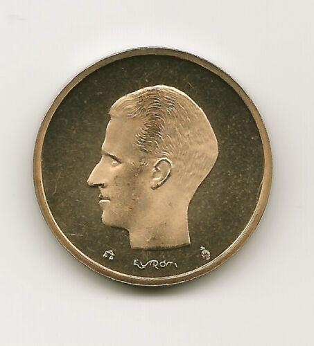 World Coins - Belgium 20 Francs 1993 Coin KM# 160 UNC