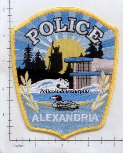 Minnesota - Alexandria MN Police Dept Patch