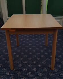 Beech Effect Tables, good for cafe, bistro, restaurant, or good for standalone use