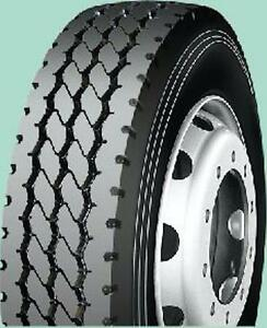 Brand New 11R22.5 11R24.5 Drive Trailer and Steer Tires (Longmarch) - Comprehensive Warranty - Cheap Shipping