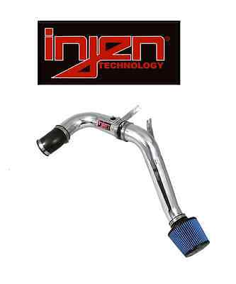 Acura Silver Intake System (Injen Polished Silver Cold Air Intake System For Acura TSX 2.4L * SP1432P * )