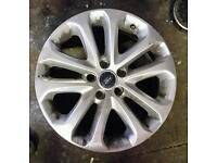 "Ford focus 17"" alloy wheel wonted 2010"