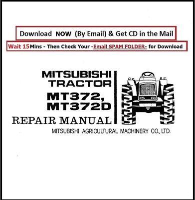 Satoh Buck S470 Operator Maintenance Instruction Manual S-470 /& S-470D