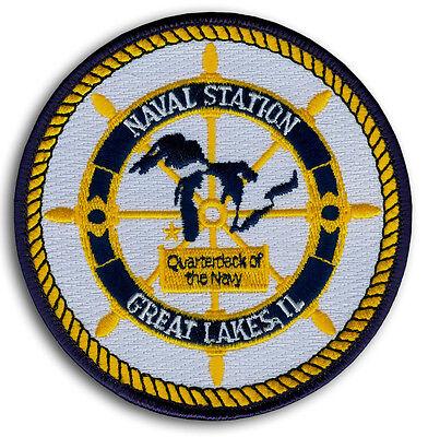 US Navy NAVAL STATION GREAT LAKES ILLINOIS Recruit Training