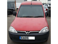 VAUXHALL COMBO CDTI FOR BREAKING