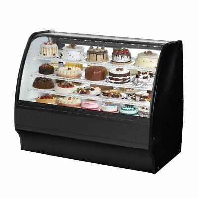 True Tgm-r-59-scsc-s-w 59 Refrigerated Bakery Display Case