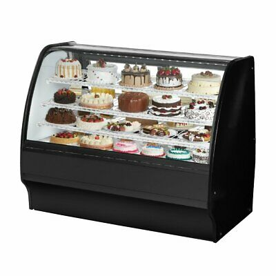 True Tgm-r-59-scsc-s-s 59 Refrigerated Bakery Display Case
