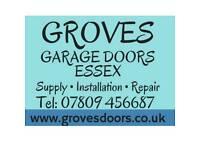 Groves Garage Doors Essex