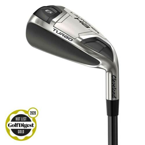 Cleveland Golf Launcher HB Turbo Irons (Individual) Men
