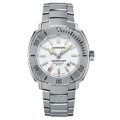 NIB Jean Richard Aquascope Automatic Watch on Bracelet, MSRP: $4900 (10+ Pics)