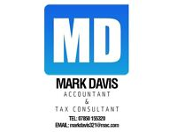Accounting Services for Self Employed Persons, Small Businesses and Small Limited Companies