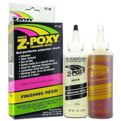 Z-Poxy 12oz Epoxy Finishing Resin PT-40