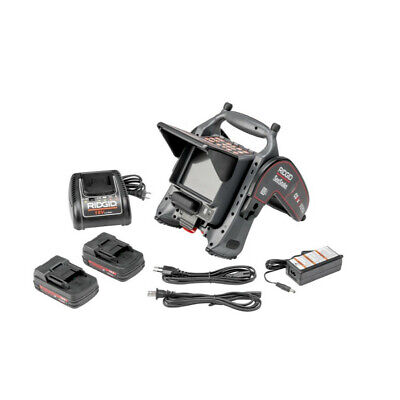 Ridgid 64968 Cs6x Versa Digital Reporting Monitor Kit W Wi-fi New