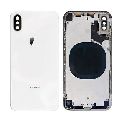 iPhone X Cracked Back Glass Repair Replacement Mail In Service