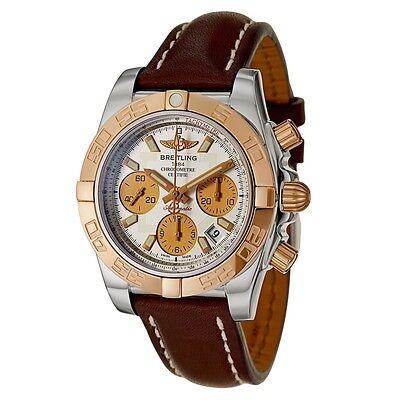 Breitling Chronomat 41 CB014012/G713-431X Steel & 18K Rose Gold Automatic Watch