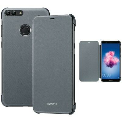 (Genuine HUAWEI P Smart View FLIP CASE original mobile cover cell phone housing t)