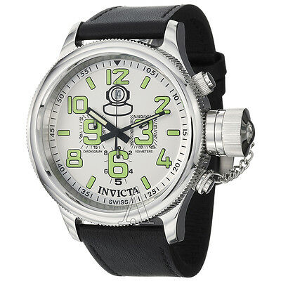 INVICTA 7001 SIGNATURE COLLECTION RUSSIAN DIVER CHRONOGRAPH MENS HUGE WATCH sale