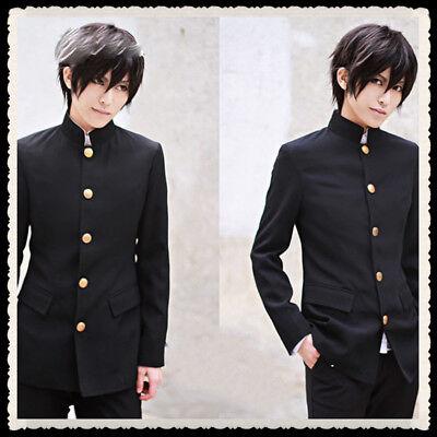 Japanese Anime Cosplay Men Women DK School Uniform Suit Cosplay Costumes