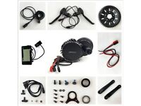 BAFANG BBS01B BBS02B BBSHD 250W-1000W E-bike Conversion Kit for sale  Liverpool City Centre, Merseyside