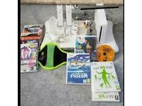 Wii, plus fit and others