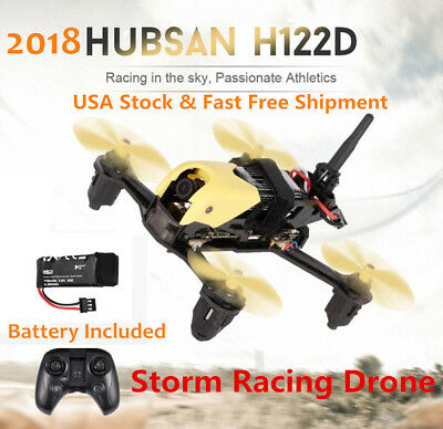 2018 Hubsan H122D X4 Explode Micro Racing App FPV RC 720P Camera Drone Quadcopter