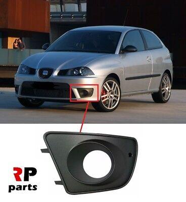 Para Seat Ibiza Cupra 2002-2006 Nuevo Parachoques Delantero Niebla Rejilla Tapa