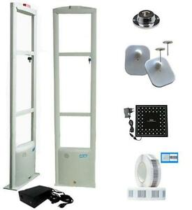 EAS Security System Store Checkpoint Anti Theft Tower Door Shop 170398