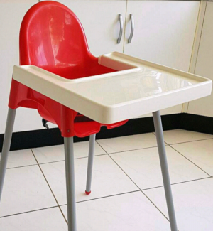 Highchair Red