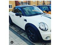 Mini Coupe 15 plate