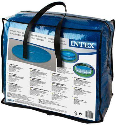 Intex 29021 Lona de Cubierta Solar para Piscina Fácil & Marco 305CM...