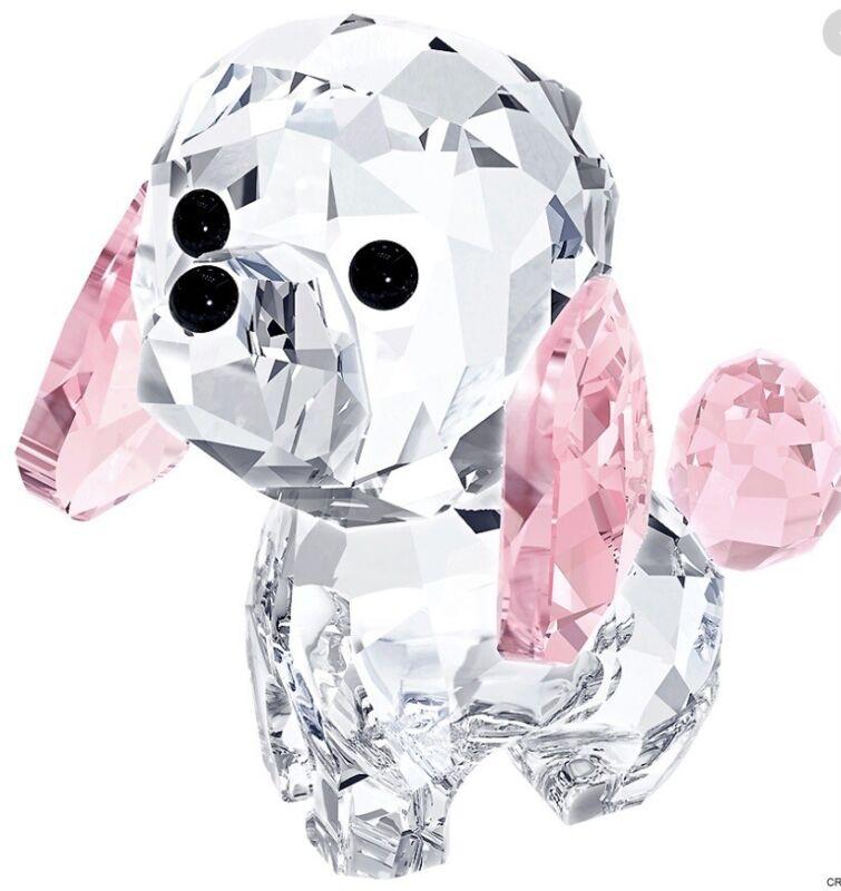 Swarovski Rosie Poodle Puppy #5063331