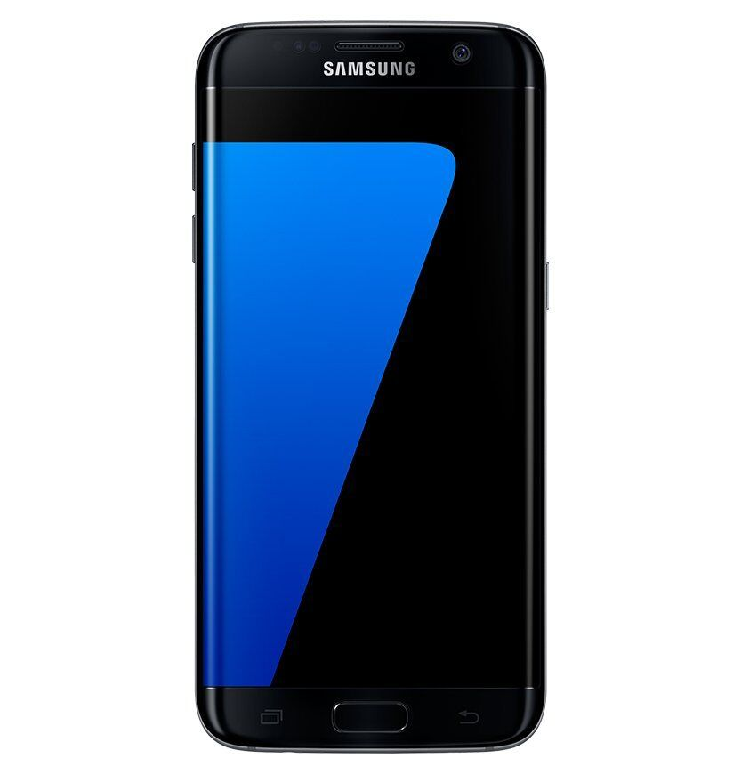 Samsung Galaxy S7 Edge Dual Sim Black 32GB Unlocked 5.5