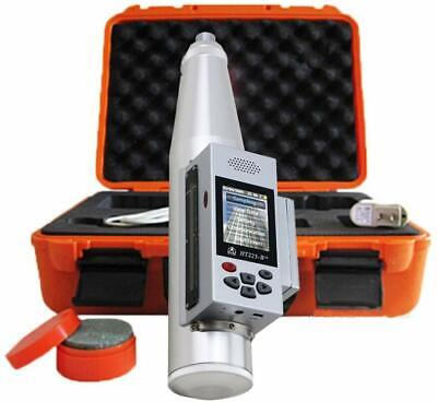 Integrated Voice Digital Concrete Rebound Test Hammer With Usb2.0 Interface