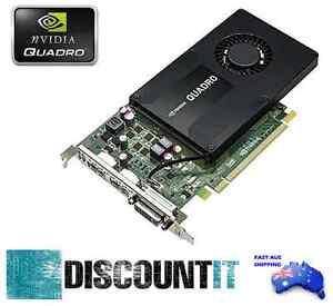NVIDIA QUADRO K2200 4GB GDDR5 PRO / CAD GRAPHICS CARD DELL GMNNC BRAND NEW