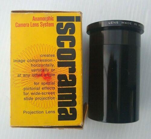 f=100 mm ISCO-GOTTINGEN Germany Projection Lens