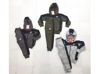 Toddler tracksuits (2-3 or 3-4)