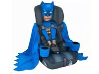 ✨✨Kids Embrace Group 123 Car Seat Batman Deluxe✨✨