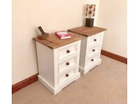 Brand New Pine Bedside Tables ***£149***