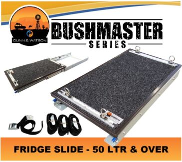 Dunn & Watson Bushmaster Series Fridge Slides (Engel, Waeco, ARB)