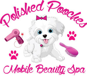 Polished Pooches Mobile Beauty Spa Tarneit Wyndham Area Preview