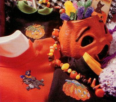 Trick-or-Treat Funshirts XS Magazine Pattern - Pamela Johnson - 3 for Halloween