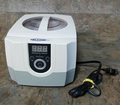 Blazer 4800 Ultrasonic Cleaner Digital Display Jewelry Cleaner...hh