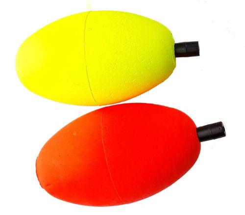 Comal Tackle Oval Peg Float Fishing Bobber