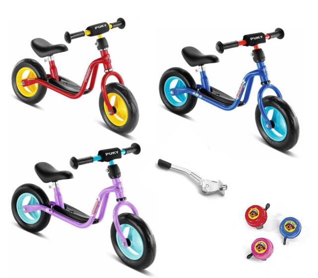 Puky Laufrad LR M ab 2+ NEU Kinderlaufrad + Gratis Seitenständer oder Klingel