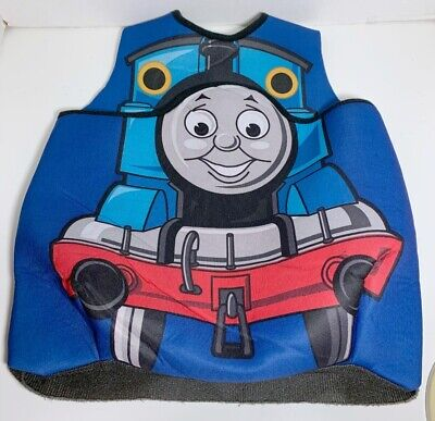 Train Engineer Halloween Costume (Thomas Tank Engine Train & Friends Costume Pull Over Halloween Dress Up Size)