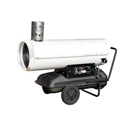 Indirect Fired Heater Ductable - Diesel Kerosene Jet Fuel - 180000 Btu