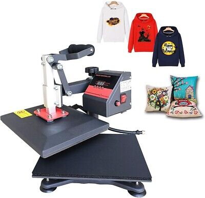 Digital Heat Press 9x12 Inch T-shirt Mugs Printing Machine Transfer Sublimation