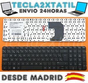 TECLADO-PARA-HP-Pavilion-G7-1167DX-SERIES-G7-1000-Y-2000-EN-ESPANOL-NUEVO-NEGRO
